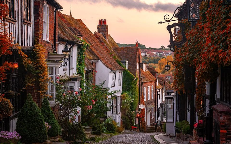 Mermaid Street, Rye - GETTY