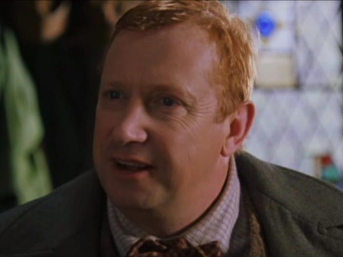 harry potter arthur weasley