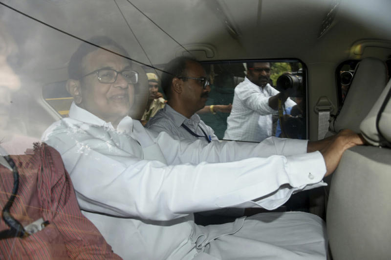 India's opposition Indian National Congress party leader  