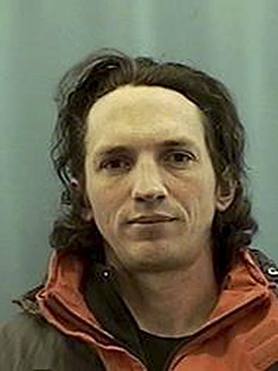 This undated handout photo provided by the Anchorage Police Department shows 34-year-old Israel Keyes. Anchorage police say Keyes was arrested Tuesday, March 13, 2012 in Lufkin, Texas, on charges connected to the disappearance of an 18-year-old barista in February, but that details in a sealed arrest warrant would not be immediately released. Police have revealed few details about the disappearance of Samantha Koenig, who vanished Feb. 1 and remains missing. (AP Photo/Anchorage Police)