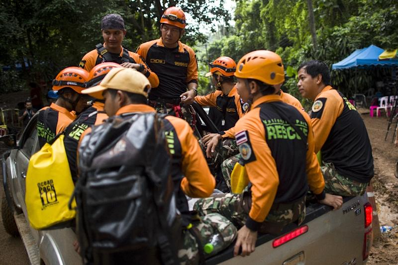 Thailand turning cave into museum about soccer team's rescue