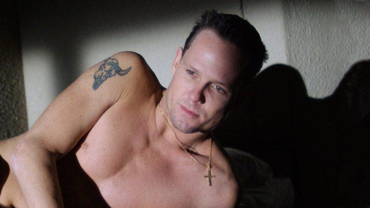 Dean Winters as Ryan O'Reily on HBO's OZ. (Credit: HBO)