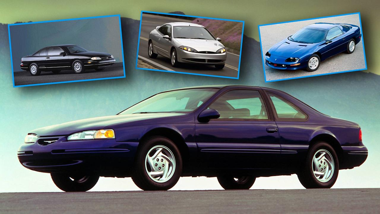 9 Worst Muscle Cars Of The 1990s
