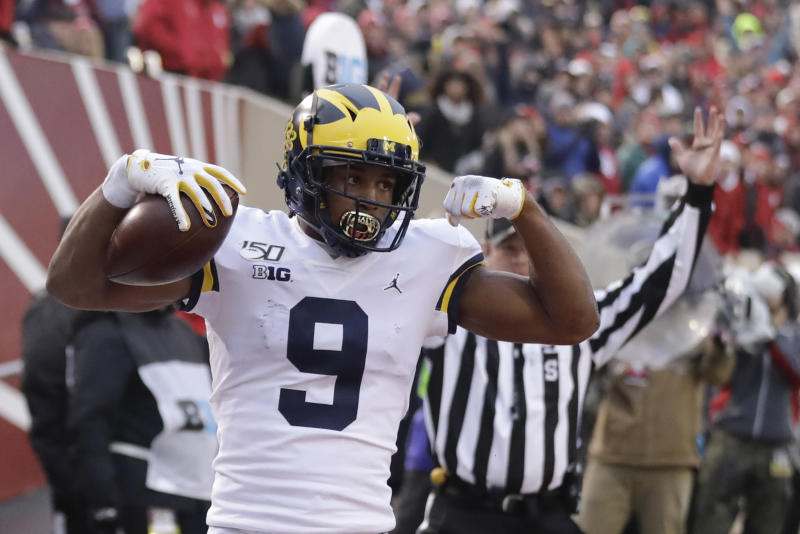 Ohio St.-Michigan Preview