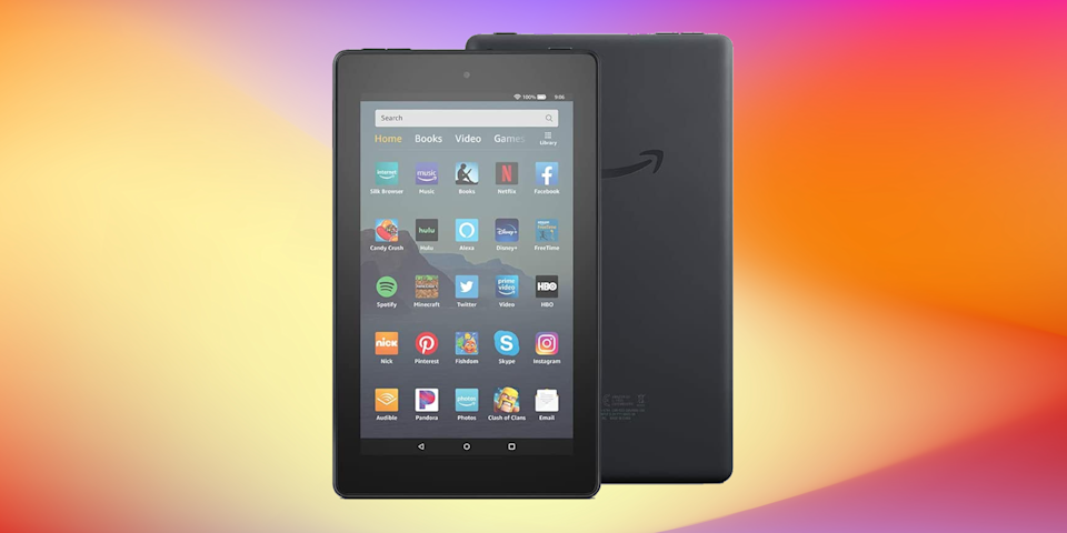 Save 20 percent on this Fire 7 tablet. (Photo: Amazon)