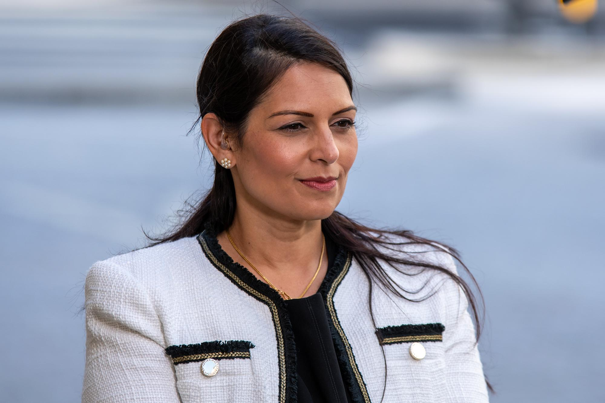 sports.yahoo.com: Priti Patel hits out at Instagram and Twitter for allowing Wiley antisemitic posts
