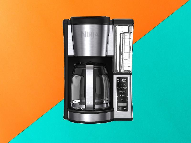 Ninja 12-Cup Programmable Brewer CE251 Coffee Maker. (Photo: Amazon)