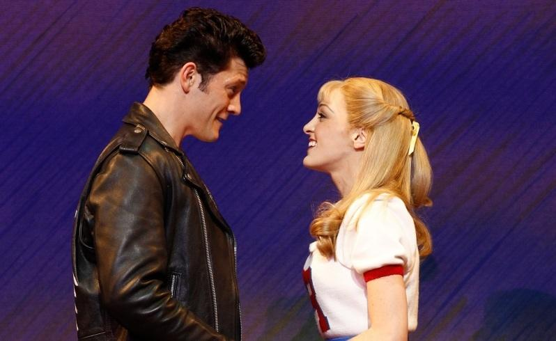 Vibrant cast gives energy to Grease