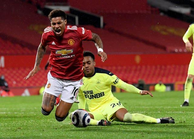 Manchester United v Newcastle United – Premier League – Old Trafford