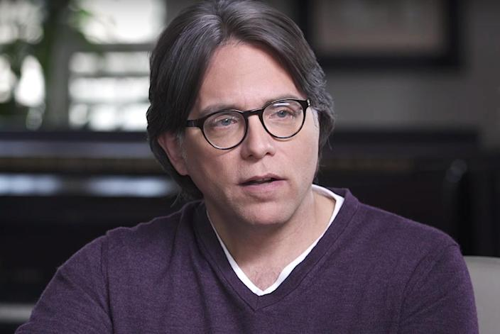 Keith Raniere (Keith Raniere Conversations / via YouTube)