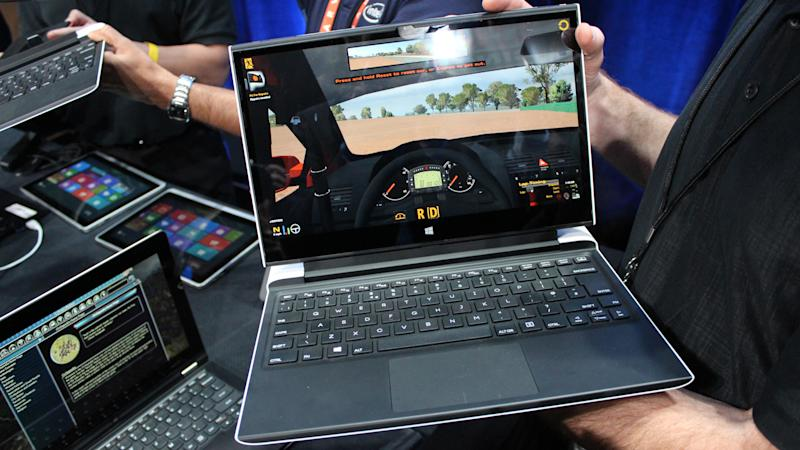 Intel Shows the Awesome Laptop You'll Be Using Next Year