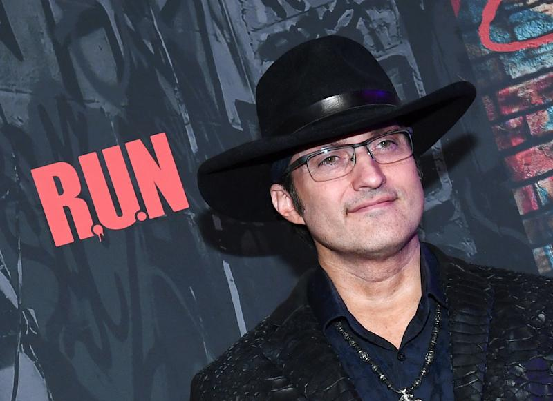 "LAS VEGAS, NEVADA - NOVEMBER 14: Director and writer of ""R.U.N - The First Live Action Thriller"" presented By Cirque du Soleil Robert Rodriguez attends the show's grand opening night at Luxor Hotel and Casino on November 14, 2019 in Las Vegas, Nevada. (Photo by Ethan Miller/Getty Images for Cirque du Soleil)"