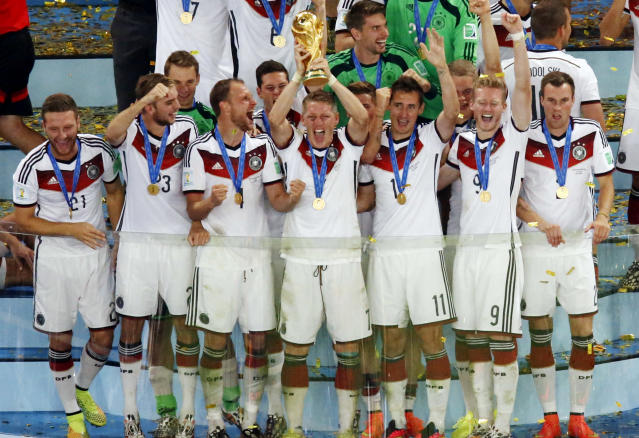 Does Germany get to keep the World Cup?