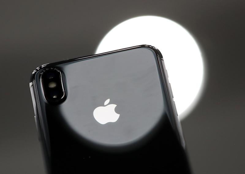The iPhone X, which was revealed in minute detail before Apple got the chance to announce it: Justin Sullivan/Getty Images)