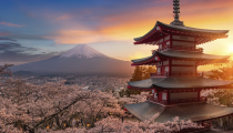 <p>The 2020 Olympics will hopefully be taking place in 2021. The athletes are sure to be in better lockdown-honed shape than we are when they descend on Tokyo, and let's hope they have time to explore the country's other wonders – whether it's the golden temples of Kyoto, the snow-capped peaks of Hokkaido or the bright lights of Osaka. Learn the art of being a geisha in the Kyoto district of Gion, bathe in the steamy, soothing waters of an onsen or stay in a family-run ryokan to experience authentic Japanese hospitality – and if you love sushi so much you'd have it for breakfast, head to the Tsukiji fish market in Tokyo at dawn. With the iconic high-speed bullet trains that put National Rail to shame linking everything up, it couldn't be easier to get around.</p>
