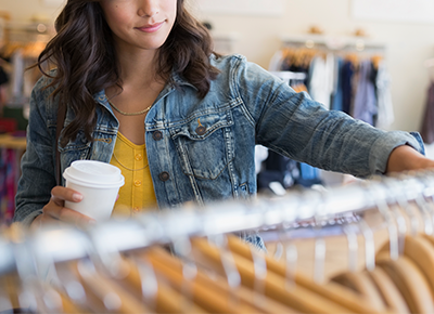 This Is the Genius Trick I Use to Get in My Shopping Fix