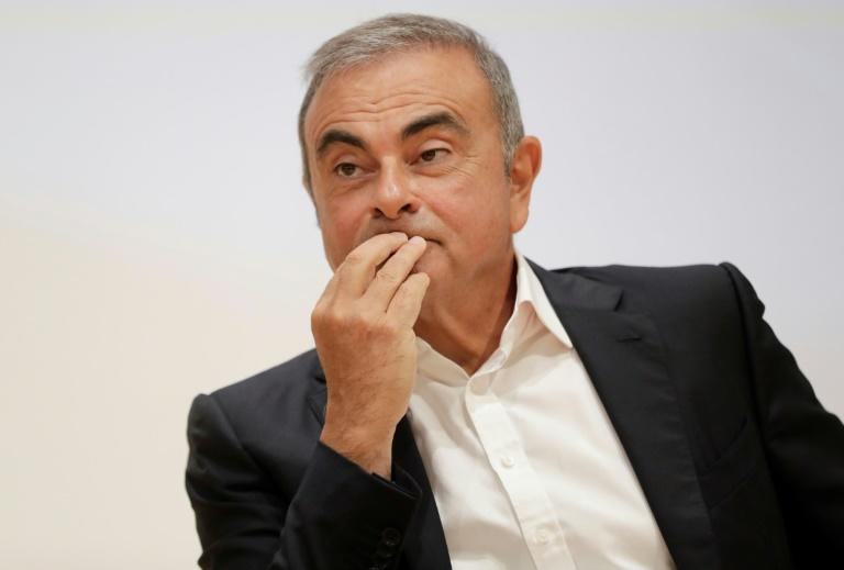 Ghosn fled Japan while out on bail and remains an international fugitive in Lebanon