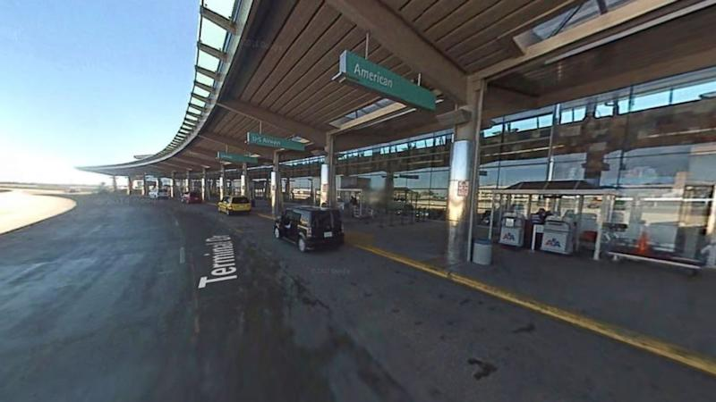 Suspect in airport shooting found dead in pickup