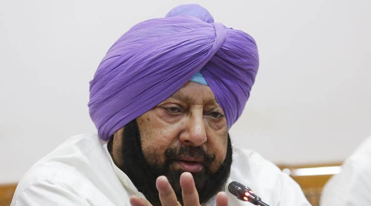 Punjab news, punjab investors summit, amarinder singh, india pakistan ties