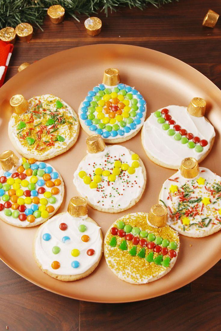 """<p>Add these to your long list of must make Christmas cookies.</p><p>Get the recipe from <a href=""""https://www.delish.com/cooking/recipe-ideas/recipes/a57111/rolo-ornament-cookies-recipe/"""" rel=""""nofollow noopener"""" target=""""_blank"""" data-ylk=""""slk:Delish"""" class=""""link rapid-noclick-resp"""">Delish</a>. </p>"""