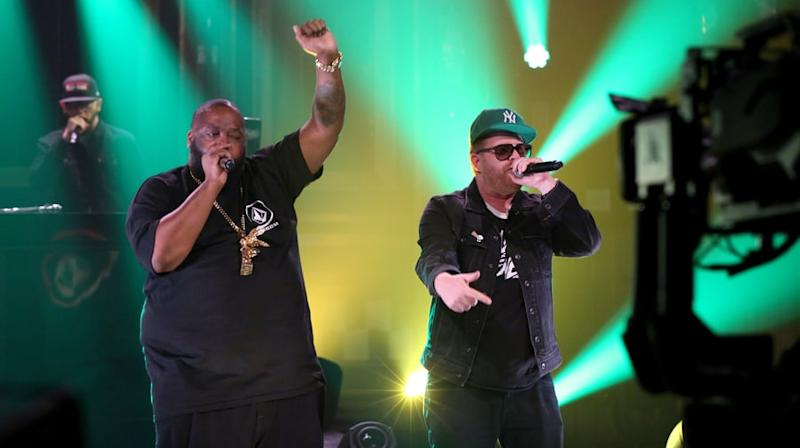 See Run the Jewels Bring Lively 'Legend Has It' to 'Fallon'
