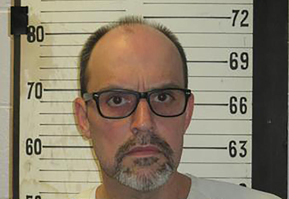 Lee Hall was executed by electric chair in Tennessee. Source: AP