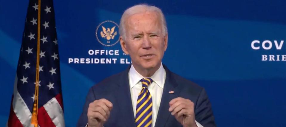 Joe Biden's $2,000 stimulus checks: How soon could you get one?