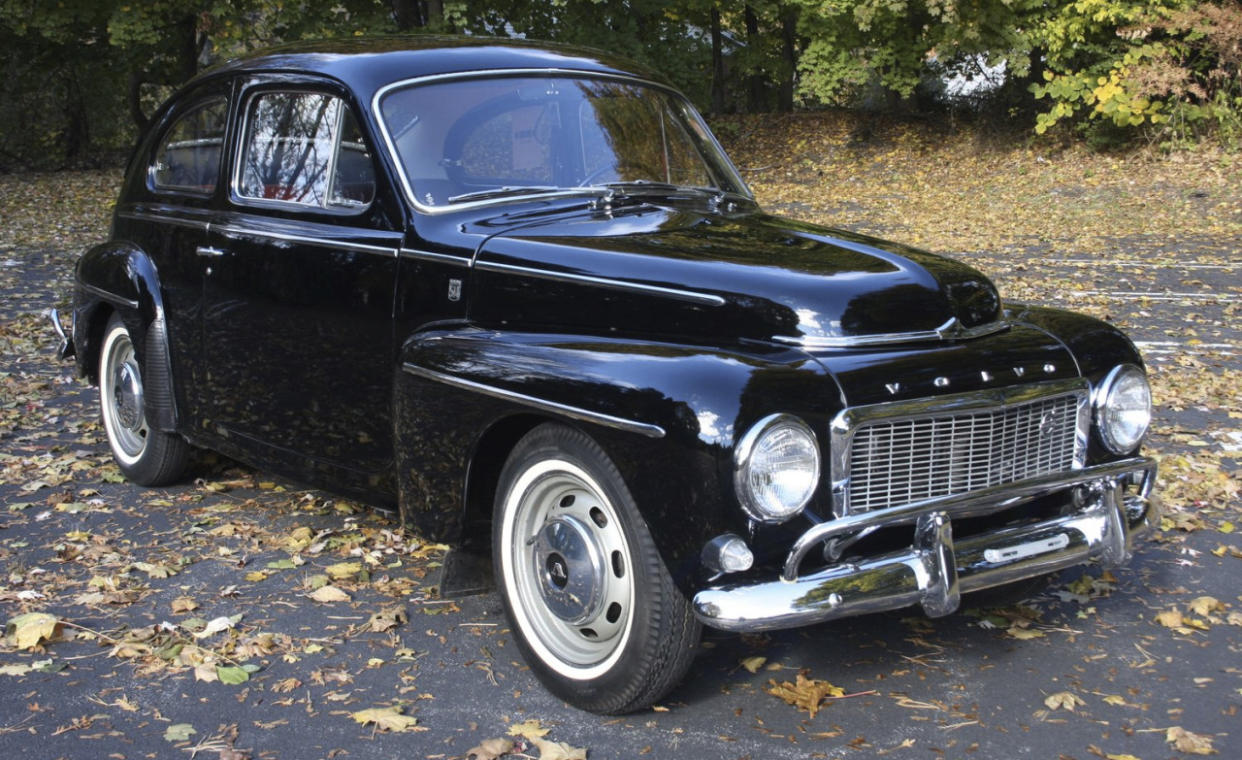 This 50 Year Old Volvo Might Be The World S Oldest New Car