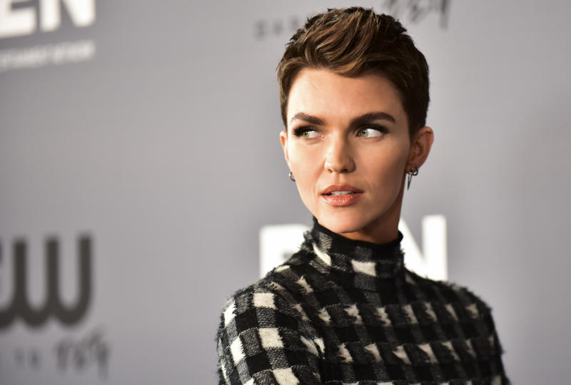 BEVERLY HILLS, CALIFORNIA - AUGUST 04: Ruby Rose attends The CW's Summer 2019 TCA Party sponsored by Branded Entertainment Network at The Beverly Hilton Hotel on August 04, 2019 in Beverly Hills, California. (Photo by Rodin Eckenroth/FilmMagic)
