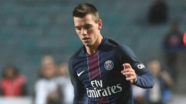 Lo Celso PSG