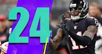 <p>The Julio Jones touchdown thing is strange. He hasn't scored a touchdown since Nov. 26, 2017. He's is one of the best receivers of this or any other generation; why is this happening? (Julio Jones) </p>