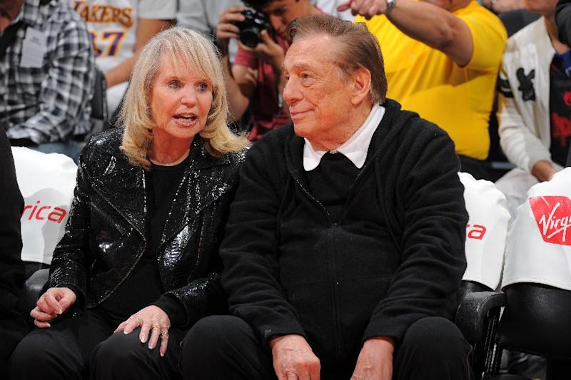 Sterling says Clippers deal started with 2 numbers