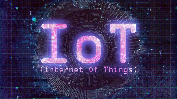 Ilustrasi Internet of Things, IoT. Kredit: methodshop via Pixabay