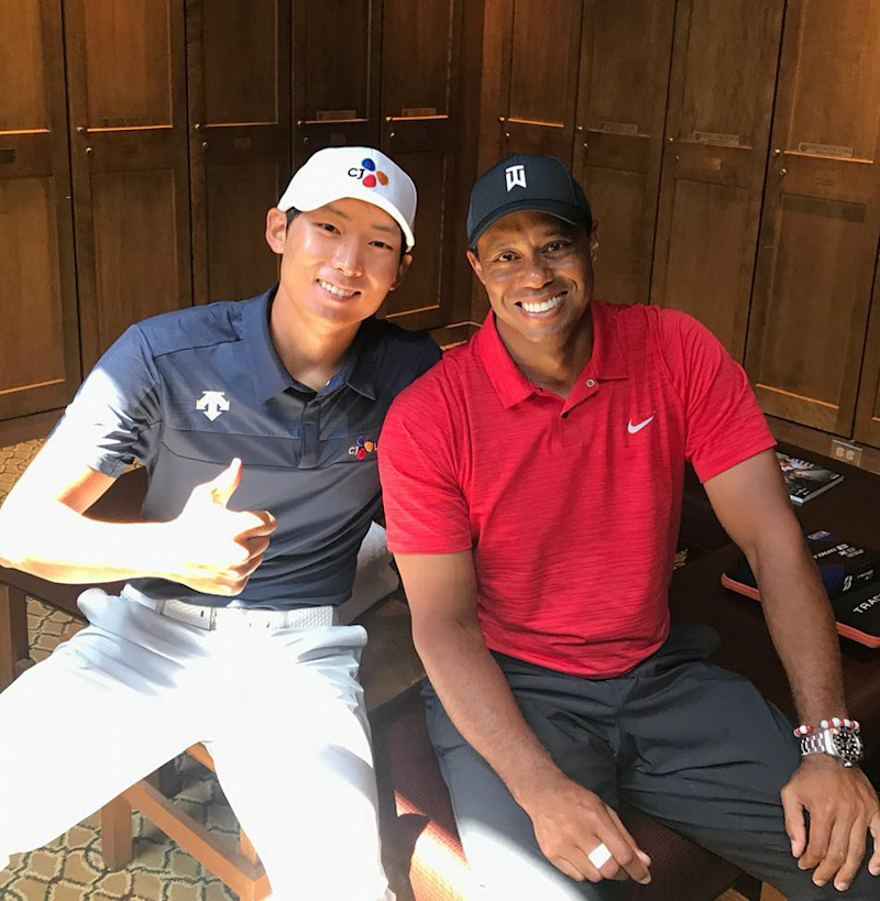 Byeong-Hun An: Defeated by DeChambeau in playoff at Memorial