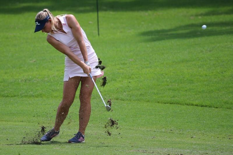 FILE PHOTO: LPGA: U.S. Women's Open Championship Conducted by the USGA - Second Round