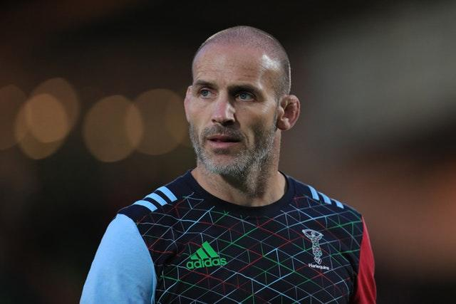 Paul Gustard worked with Joe Marler in the England set-up before he became head of rugby at Harlequins in 2018 (Mike Egerton/PA)