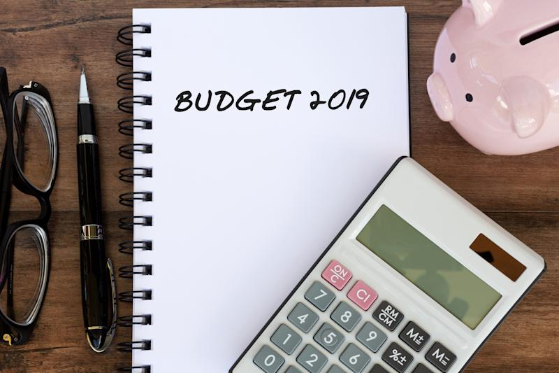 Here's how to get your budget into shape. Source: Getty