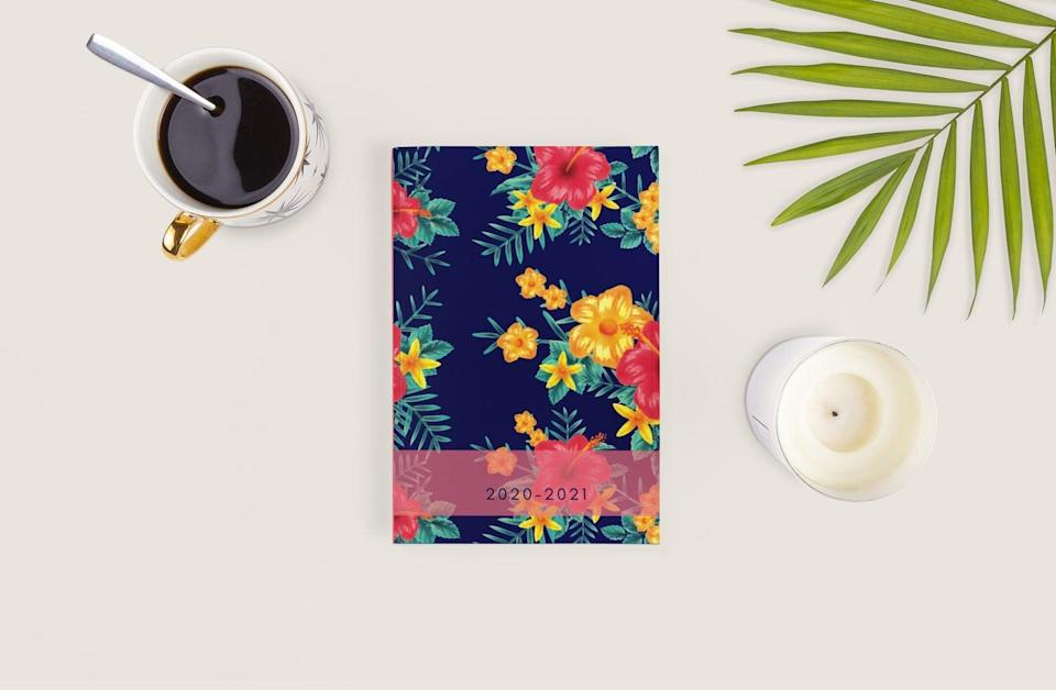 """<h3><a href=""""https://www.etsy.com/listing/819947008/hawaiian-vibes-2020-2021-teacher-planner"""" rel=""""nofollow noopener"""" target=""""_blank"""" data-ylk=""""slk:Mrs Welch Creates Hawaiian Vibes 2020-2021 Teacher Planner"""" class=""""link rapid-noclick-resp"""">Mrs Welch Creates Hawaiian Vibes 2020-2021 Teacher Planner</a></h3> <br>Students aren't the only ones that need to stay organized throughout the school year. If you're a teacher, this planner was made with you in mind. It includes monthly spreads, weekly layouts, a notes section, inspirational quotes, and contact log along with a grid to lay out your classroom seating chart. The weekly spreads also have space to write your lessons plans for each subject.<br><br><strong>MrsWelchCreates</strong> Hawaiian Vibes 2020-2021 Teacher Planner, $, available at <a href=""""https://go.skimresources.com/?id=30283X879131&url=https%3A%2F%2Fwww.etsy.com%2Flisting%2F819947008%2Fhawaiian-vibes-2020-2021-teacher-planner"""" rel=""""nofollow noopener"""" target=""""_blank"""" data-ylk=""""slk:Etsy"""" class=""""link rapid-noclick-resp"""">Etsy</a><br>"""