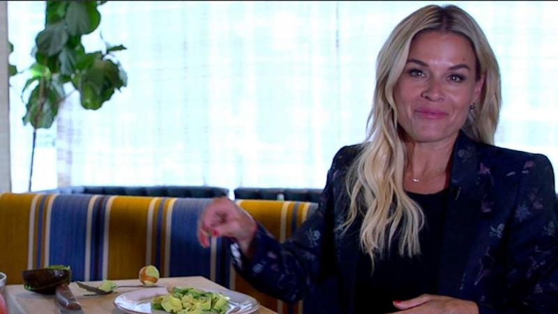 Cat Cora's trick for dicing avocados will help you avoid 'avocado hand'
