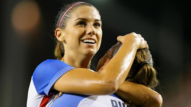 The USWNT take on Mexico in the second of two friendlies between the two nations in four days. Follow LIVE!