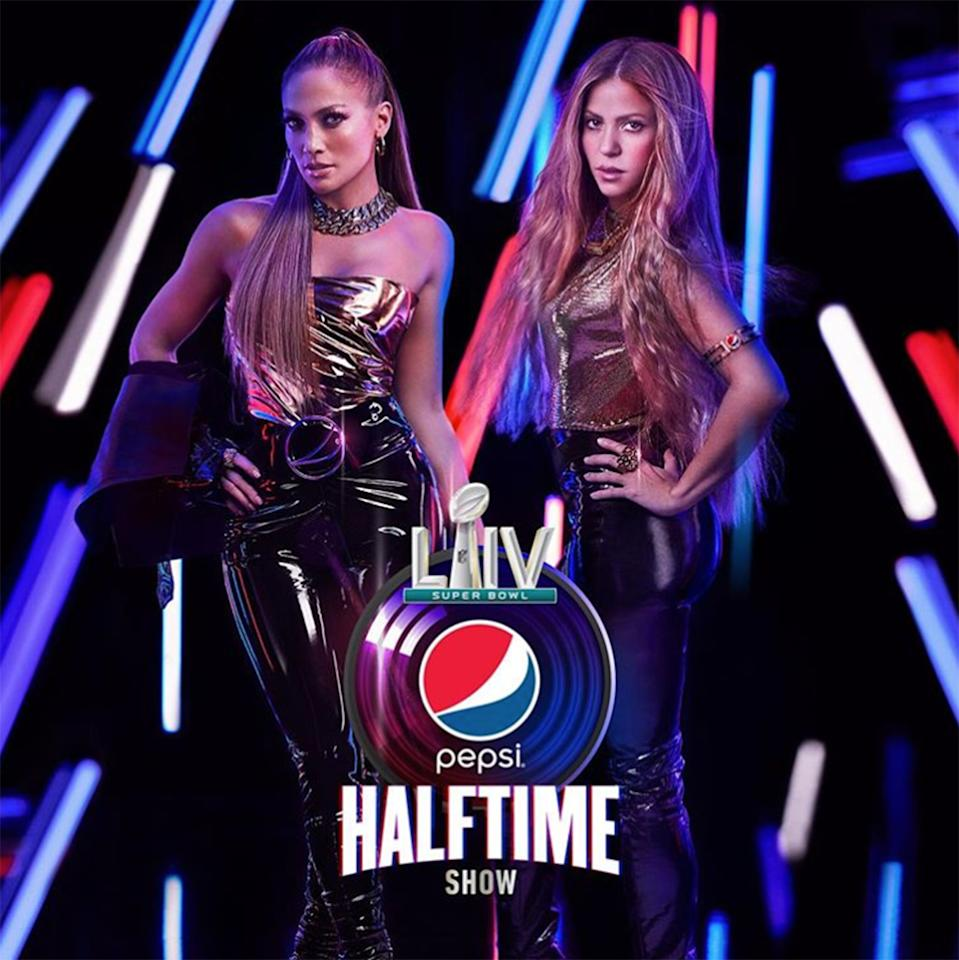"""Along with fellow global superstar Shakira, Lopez will headline this year's Super Bowl halftime show on Feb. 2, 2020 at the Hard Rock Stadium in Miami, Florida.  """"Going to set the world on 🔥🔥🔥 @shakira #PepsiHalftime #SuperBowlLIV @pepsi,"""" the singer-actress captioned her <a href=""""https://www.instagram.com/p/B24wP5cJ7Jp/?utm_source=ig_embed"""">Instagram announcement</a>, which recieved over 1.8 million likes."""