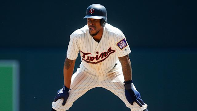 Minnesota Twins outfielder Byron Buxton has gone from top prospect to major question mark. That needs to change in 2019. (AP Photo/Jim Mone)