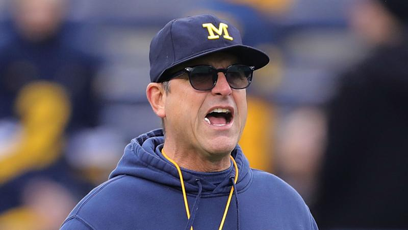 Michigan coach Harbaugh proposes NFL Draft changes in open letter