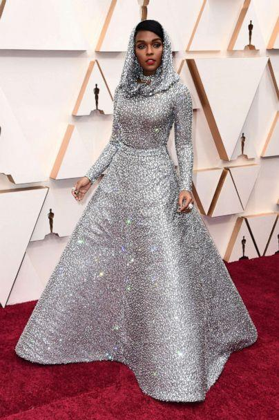 PHOTO: Janelle Monae attends the 92nd annual Academy Awards, Feb. 9, 2020, in Hollywood, Calif. (Jordan Strauss/Invision/AP)