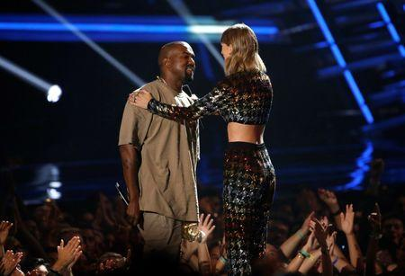 No Shaking Off Taylor Swift Kanye West Famous Feud
