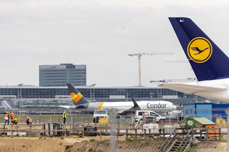Germany Mulls Emergency Aid for Thomas Cook's Condor Airline