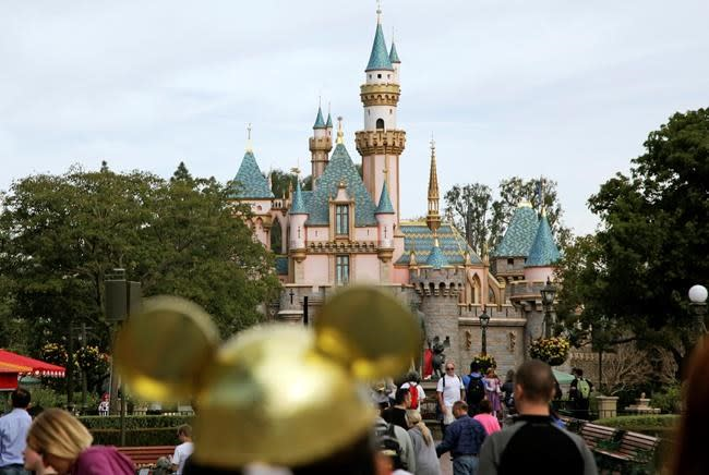 New Zealand Traveler With Measles Visited Disneyland