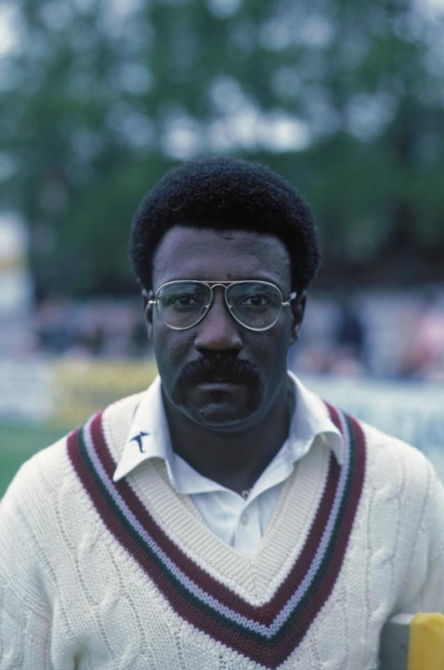 West Indies cricketer Clive Lloyd, June 1983. (Photo by Adrian Murrell/Getty Images)
