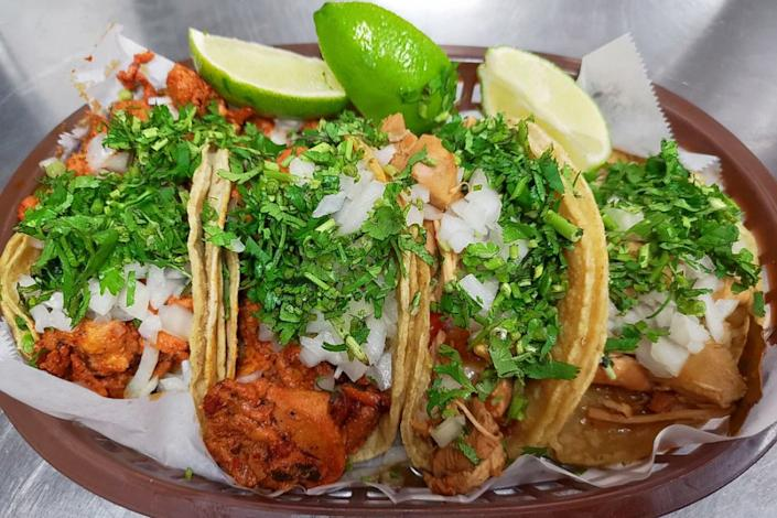 "<b>Photo: Fabian M./<a href=""https://yelp.com/biz_photos/pacos-tacos-chicago?utm_campaign=d185c28e-4719-46be-8087-f6b8282d3dfb%2C4a416621-579e-4050-9d1e-193676baef7c&utm_medium=81024472-a80c-4266-a0e5-a3bf8775daa7"" rel=""nofollow noopener"" target=""_blank"" data-ylk=""slk:Yelp"" class=""link rapid-noclick-resp"">Yelp</a></b>"