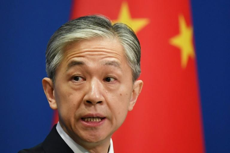 China said some personnel at the US consulate in Chengdu had sought to interfere in China's interna affairs